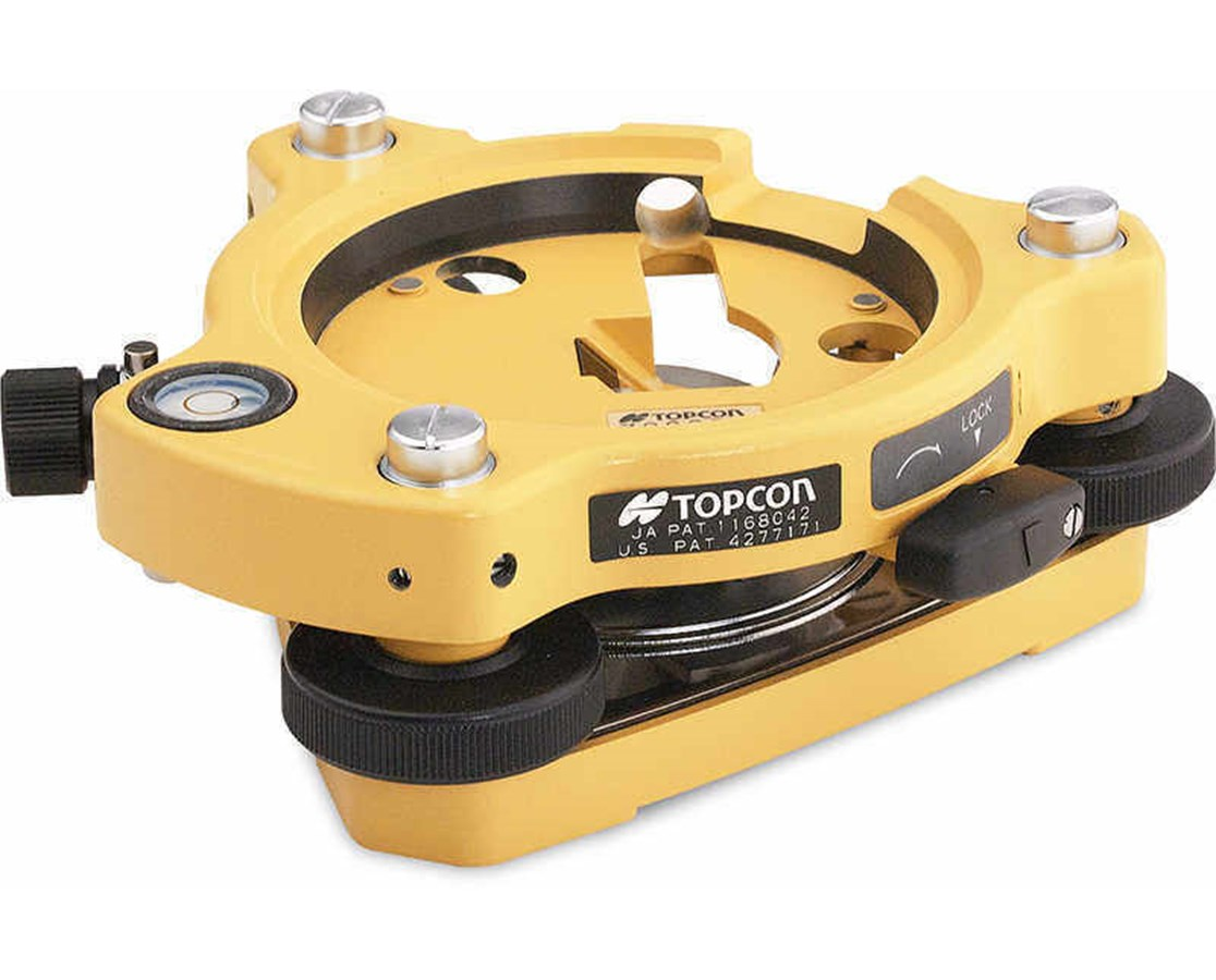 Topcon Tribrach with Optical Plummet TOP307796002