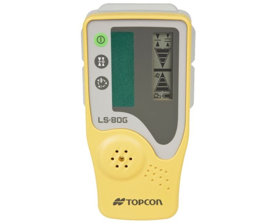 Topcon LS 80G Laser Receiver with Holder 6 TOP-313530702