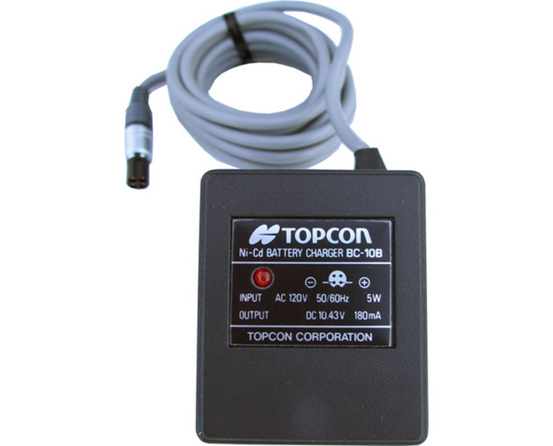 Topcon BATTERY CHARGER (BC-10B) TOP643606060