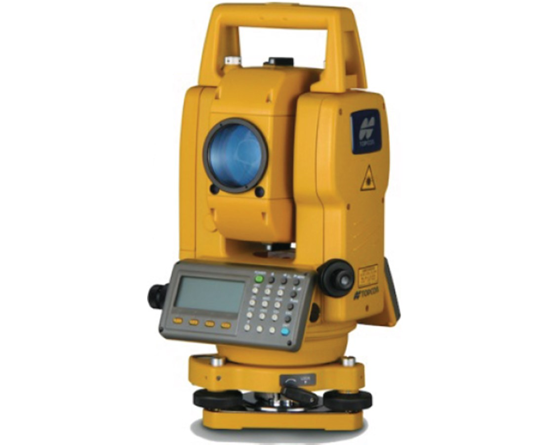 topcon gpt 3500ln lnw reflectorless total station tiger supplies. Black Bedroom Furniture Sets. Home Design Ideas