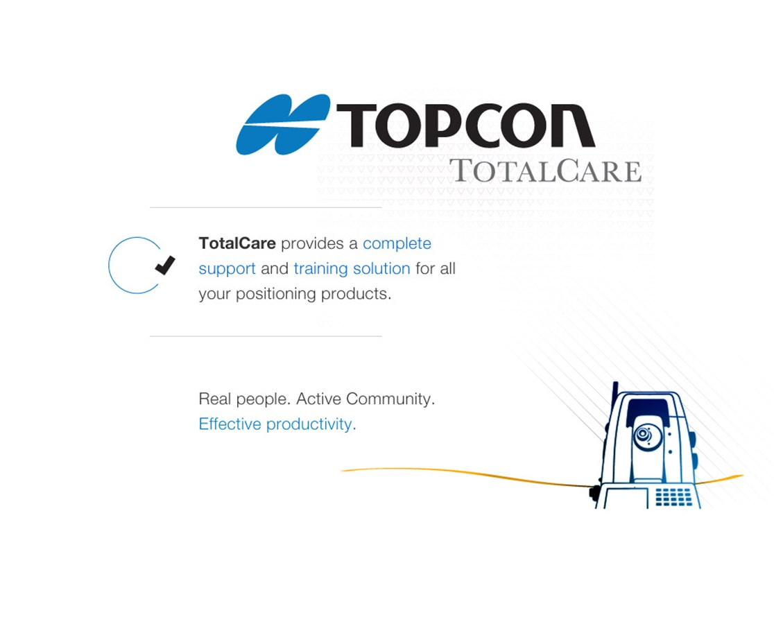 Topcon Total Care for One Year