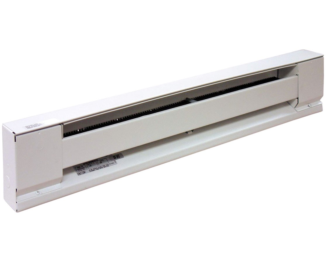 TPI 2900HA Series Electric High-Altitude Convection Baseboard Heater TPIE2903024HAW-