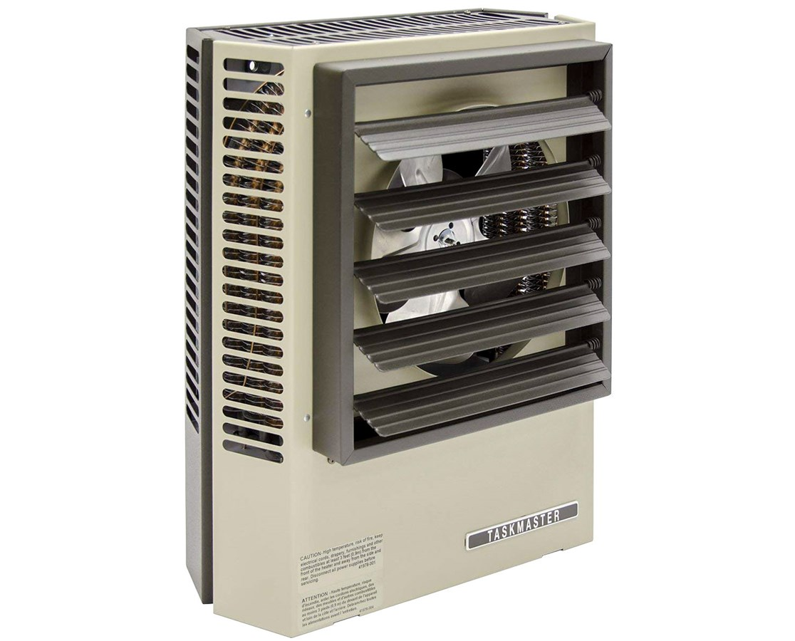 TPI 5100 Series 25-50 kW Horizontal/Vertical Mounted Fan-Forced Heater TPIF3F5125CA1L-