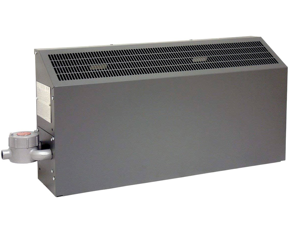TPI FEP T-3A Series Hazardous Location Wall Convector Heater TPIFEP08121RA-