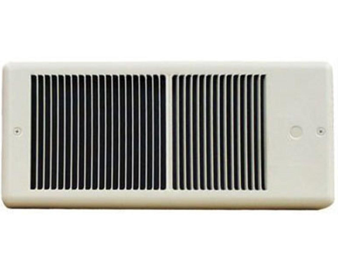 TPI 4300 Series Low-Profile Fan-Forced Wall Heater with Wall Box TPIHF4310RP-