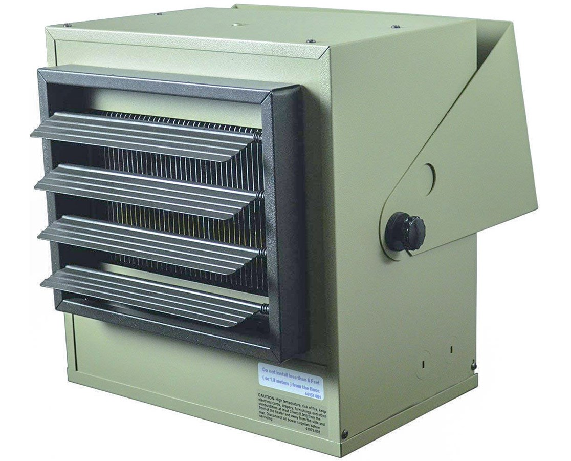 TPI 5600 Series Multiple Wattage Fan-Forced Heater TPIHF5605T-
