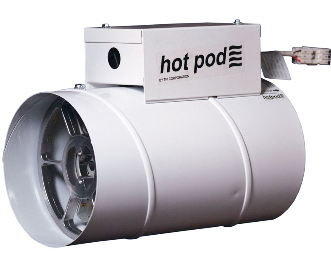 TPI HotPod Supplemental Duct Mounted Heater System TPIHP610001202T-