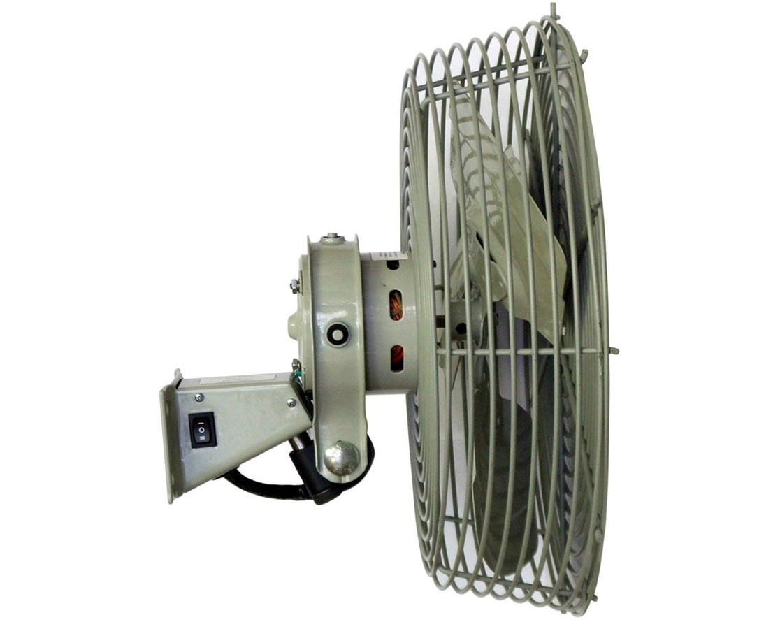 TPI Low-Velocity Special Application Workstation Fan TPIN12