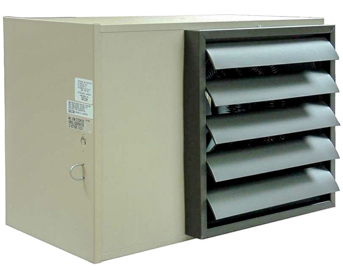 TPI UH Series Horizontal Fan-Forced Heater w/ Contactor & Transformer TPIP3PUH03CA1-