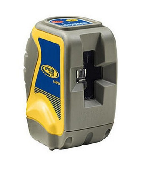 Spectra LG20 Cross Line Laser Level TRILG20