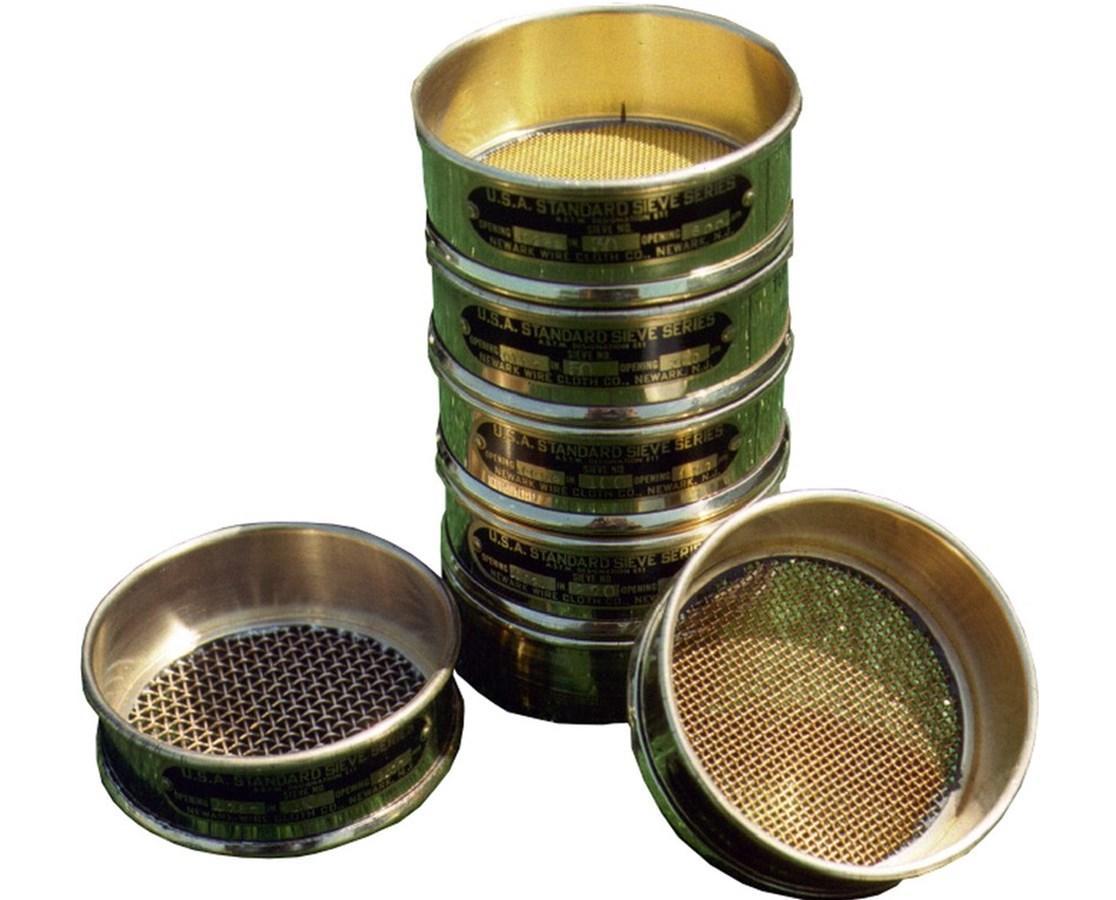 Brass Sieve Set TURBS2-S-