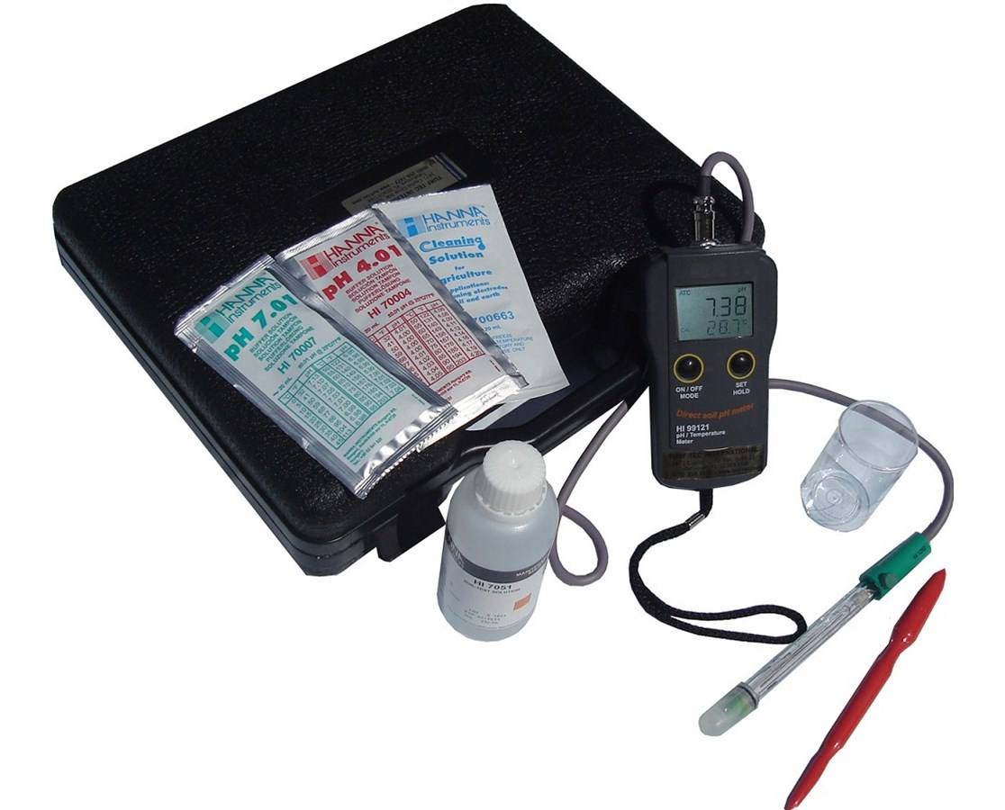 Direct Soil pH Probe Kit TURPHDS-01-N