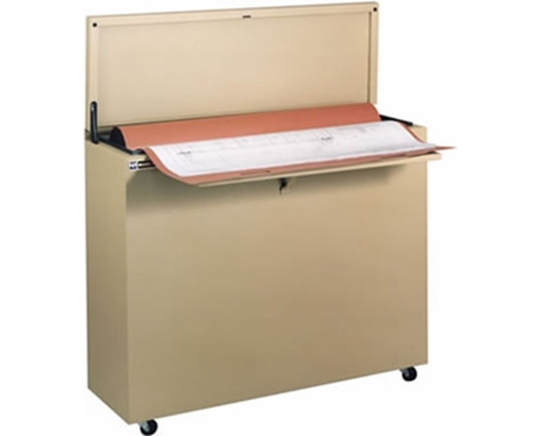 Ulrich Fire Resistant High-Density Vertical Minifile ULR6024-