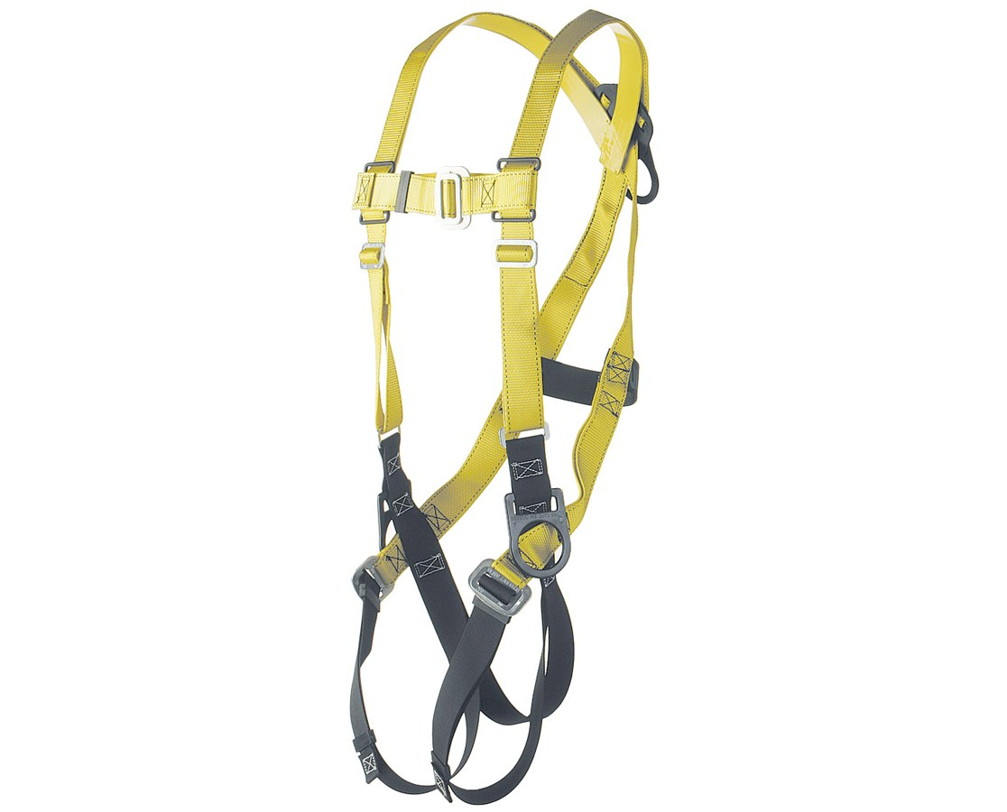 Ultra-Safe Full Body Harness Positioning type D-ring center back and on each hip ULT96305
