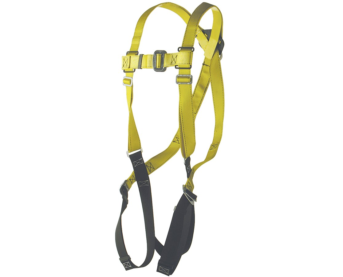 Ultra-Safe Full Body Harness with D-ring Center Back Only ULT96305N-