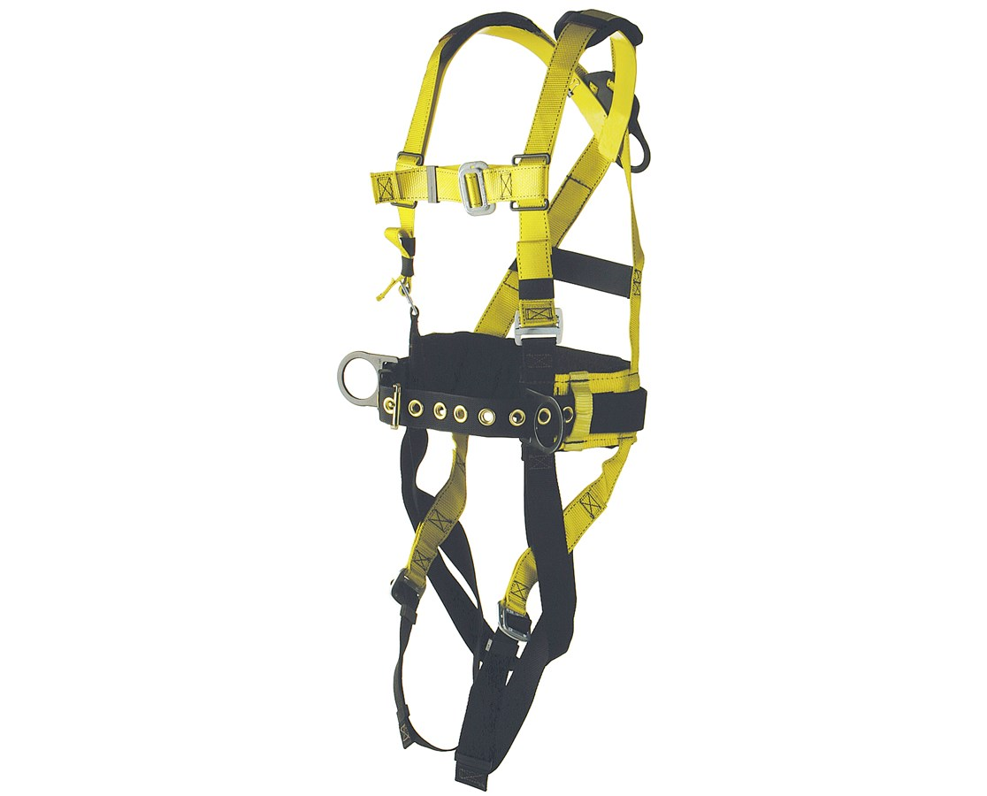 Ultra-Safe Ironworker's Type Full Body Harness ULT96305WS