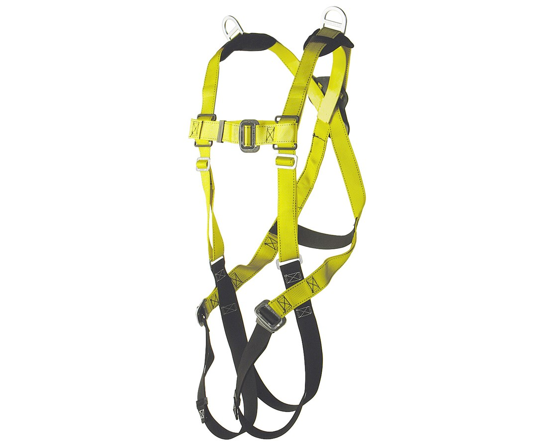 Full-Body harness Retrieval Type with D-ring on the center back and on each shoulder ULT96307