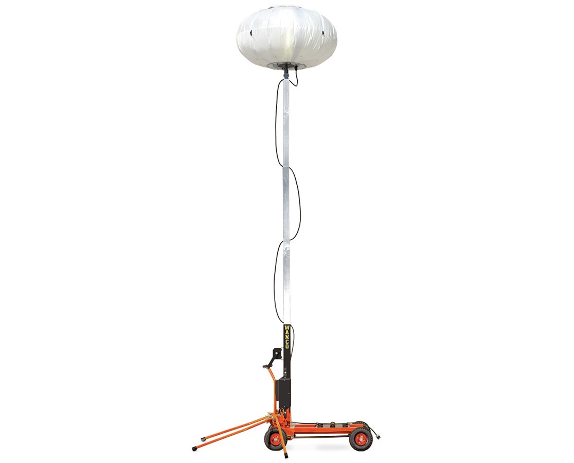 Wanco Balloon Light Cart WANWLC1000B-