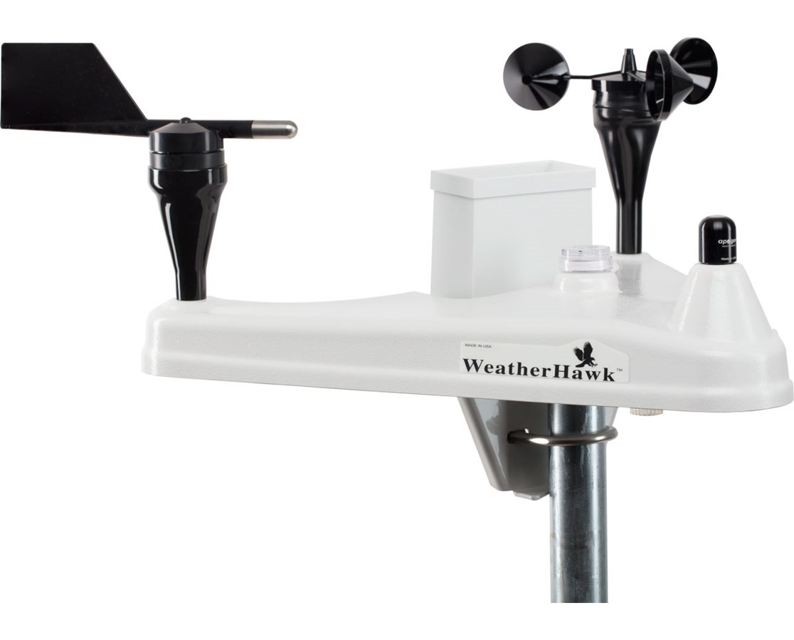 Weatherhawk Signature 232 Direct Connect Weather Station WEA16762