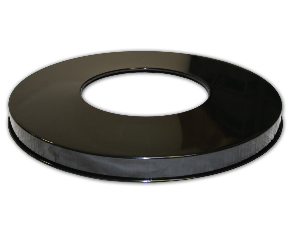 Lid for Witt Industries Wydman Waste Receptacle WITWC2400-FTL-BK-