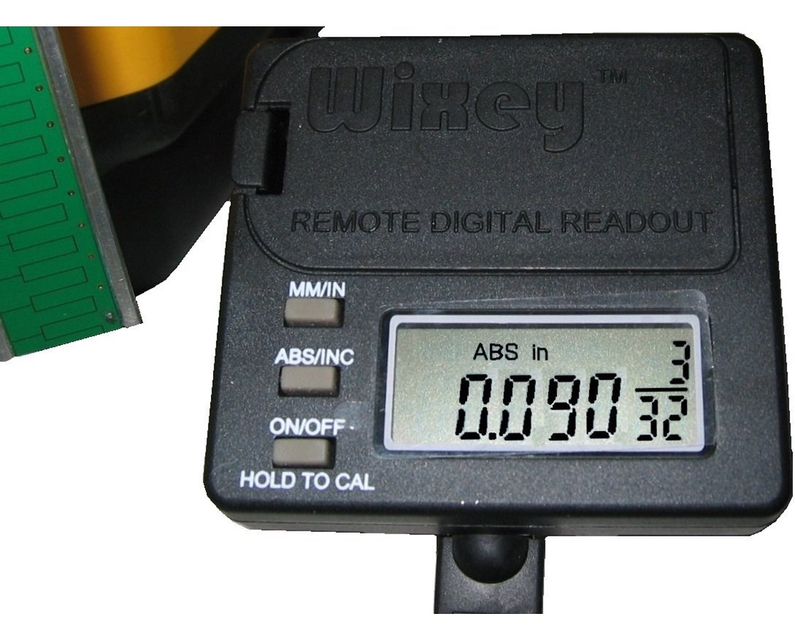Wixey WR525 Remote Router Digital Readout WIXWR525