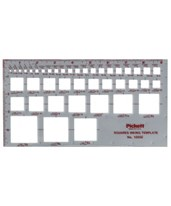 Pickett Squares Template 1205I