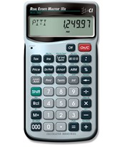 Calculated Industries Real Estate Master IIIx Calculator 3405