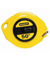 Stanley 50-Foot Steel Long Tape Measure 34103