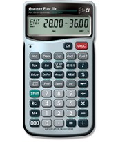 Calculated Industries Qualifier Plus IIIx Calculator 3415