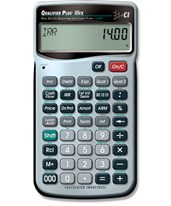 Calculated Industries Qualifier Plus IIIFx Calculator 3430