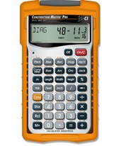 Calculated Industries Construction Master Pro Calculator 4065