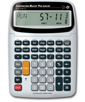 Construction Master Pro DT Calculator 44080