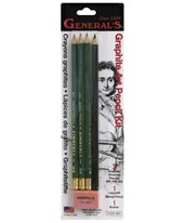 General's Graphite Art Pencil Kit 525BP