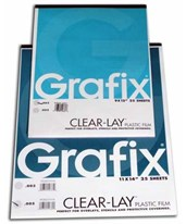 Clear-Lay Vinyl Film Pad (25-Sheet) 6302-5