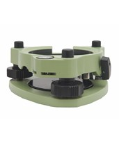 AdirPro Leica Style Twist Focus Tribrach W/O Optical Plummet - Green 704-03
