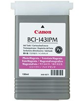 BCI - 1431 - Photo Magenta Pigment Ink Tank - 130ml 8974A001AA