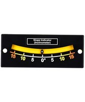 15-Degree Manual Slope Indicator / Inclinometer 15C