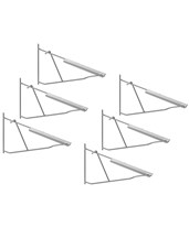 Replacement Hangers for Adir File Stand and Wall Rack (Qty. 6) 619