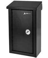 Outdoor Large Key Drop Box 631-11-BLK