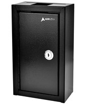 Large Key Drop Box 631-12-BLK