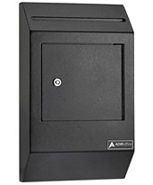 Secure Storage Drop Box 631-13-BLK