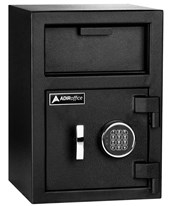 Drop-Box Safe with Digital Keypad Lock 670-201-BLK