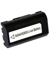 54344 / 92600 Li-ion Battery for Trimble GPS Receiver 7754344