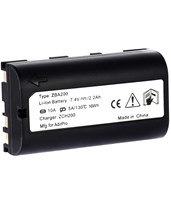 ZBA-200 Li-ion Battery for Geomax Zenith15 Data Collector 77ZBA200B