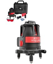 AdirPro Ultra Liner 4V 360 Degree Point and Cross Line Laser 790-43