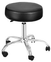 AdirMed Lux Height-Adjustable Stool 910-01-BEG