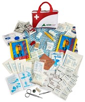 AdirMed 154-Piece First Aid Kit 951-154