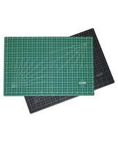 "Self Healing Cutting Mat Reversible Green/Black 12""x18"" CM1218"