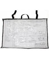 Document protectors waterproof blueprint covers tiger supplies adir translucent plan shield ps1836 malvernweather Choice Image