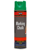 Marking Chalk Temporary Spray Paint (12-Pack) 214